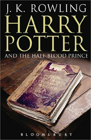 (The sixth book in the Harry Potter series)