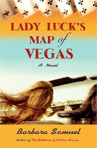 book cover of Lady Luck\'s Map of Vegas