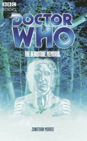 book cover of The Deadstone Memorial