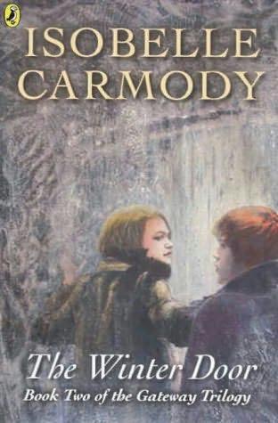book cover of The Winter Door