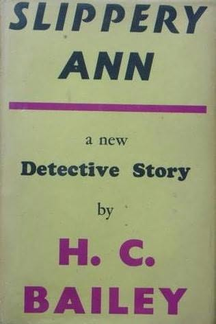 book cover of Slippery Ann