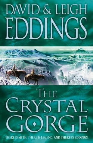 book cover of The Crystal Gorge