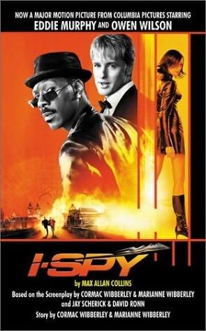 book cover of I Spy