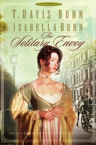 book cover of The Solitary Envoy