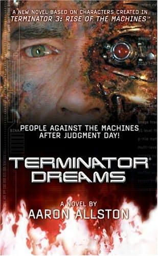 book cover of Terminator Dreams