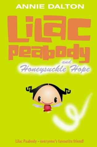 book cover of Lilac Peabody and Honeysuckle Hope