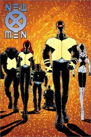 book cover of New X-Men Vol. 1