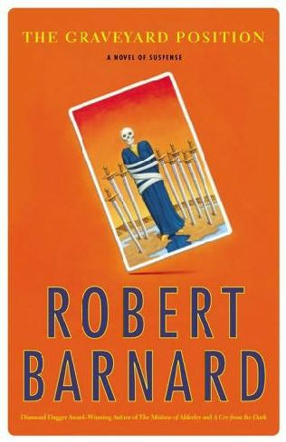 book cover of The Graveyard Position