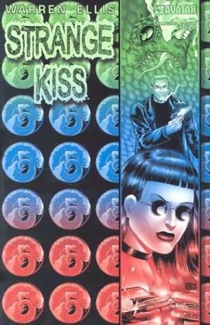 book cover of Strange Kiss