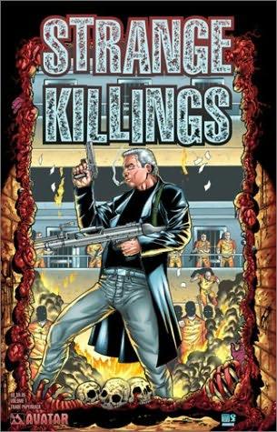book cover of Strange Killings
