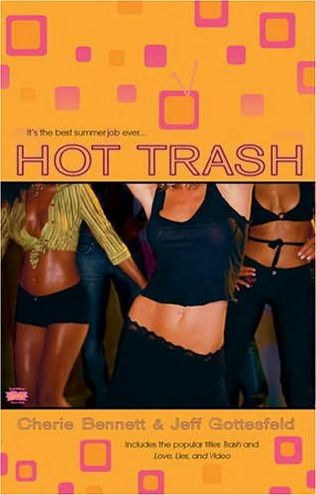 book cover of Hot Trash