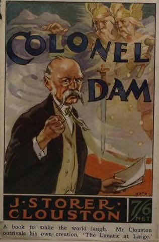 book cover of Colonel Dam