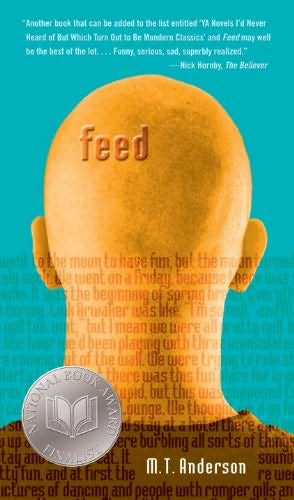 essays on feed by mt anderson