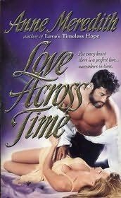 book cover of Love Across Time