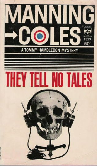 book cover of They Tell No Tales