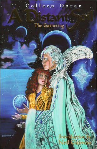 book cover of A Distant Soil: The Gathering