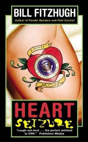 book cover of Heart Seizure