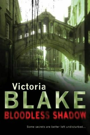 book cover of Bloodless Shadow