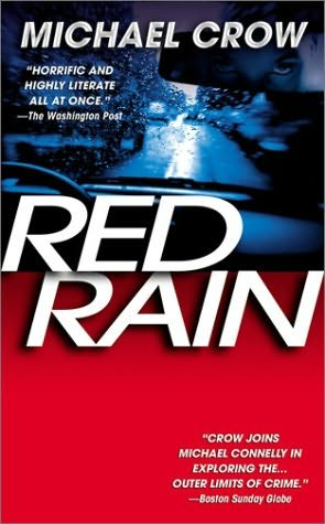 book cover of Red Rain