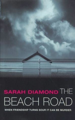 book cover of The Beach Road