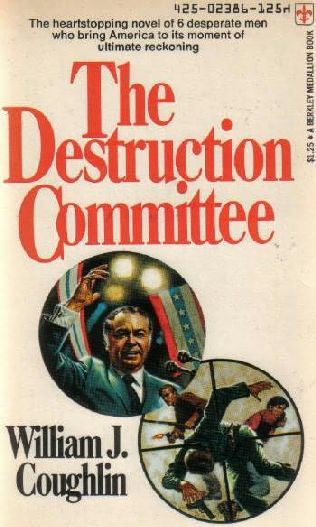 book cover of The Destruction Committee