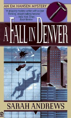 book cover of A Fall in Denver