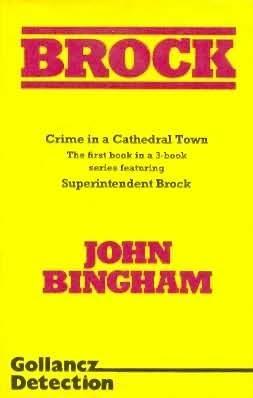 book cover of Brock