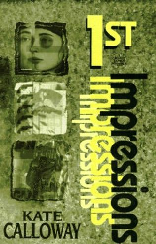 book cover of First Impressions