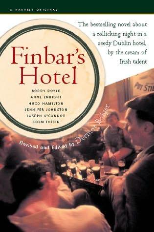 book cover of Finbar\'s Hotel