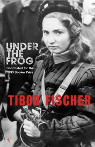 book cover of Under the Frog