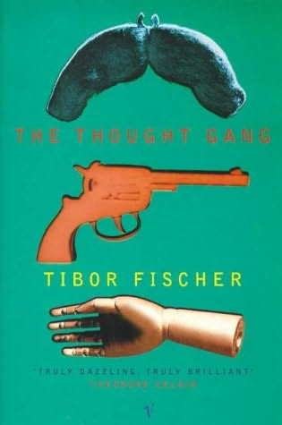 book cover of The Thought Gang