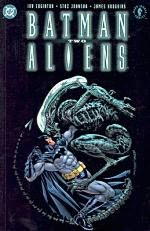book cover of Batman/Aliens 2