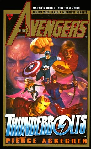 book cover of The Avengers and the Thunderbolts
