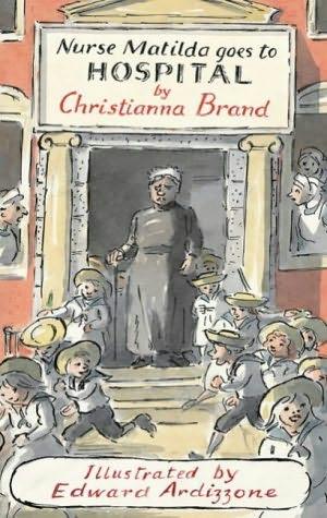 book cover of Nurse Matilda Goes to Hospital