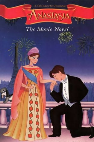 book cover of Anastasia
