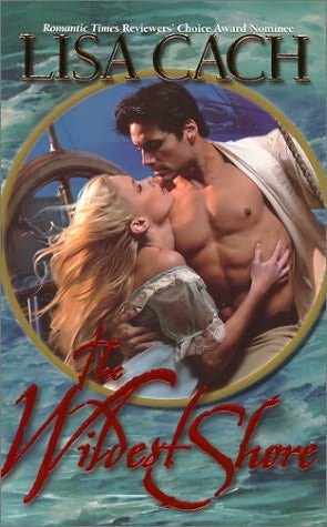 book cover of The Wildest Shore