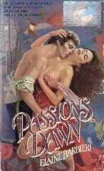 book cover of Passions Dawn