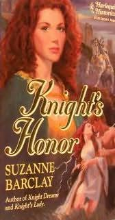 book cover of Knight\'s Honor