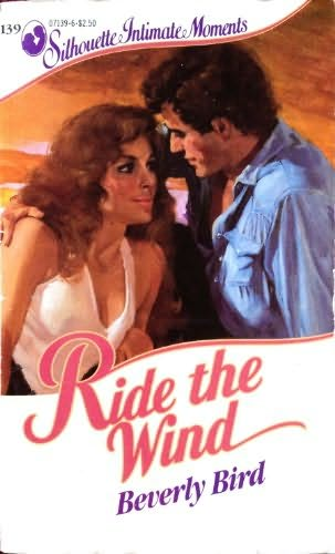 book cover of Ride the Wind