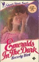 book cover of Emeralds in the Dark