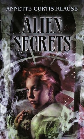 book cover of Alien Secrets