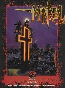 book cover of Montreal by Night