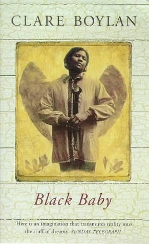 book cover of Black Baby