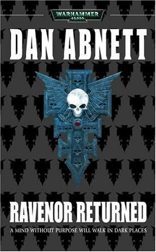 book cover of Ravenor Returned