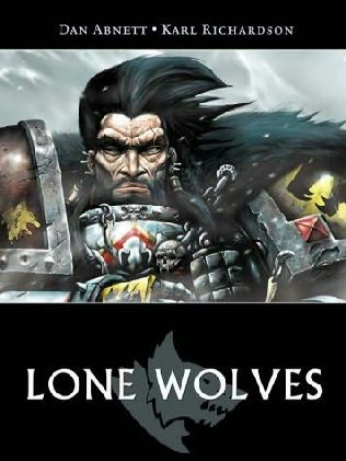 book cover of Lone Wolves