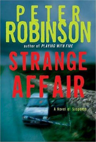 book cover of Strange Affair