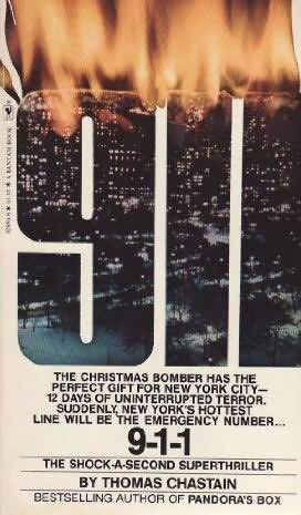 book cover of The Christmas Bomber