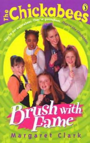 book cover of Brush with Fame