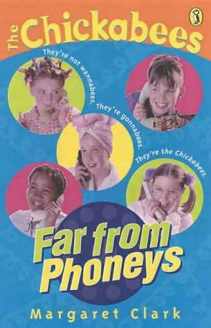 book cover of Far from Phoneys