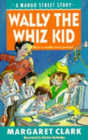 book cover of Wally the Whizz Kid